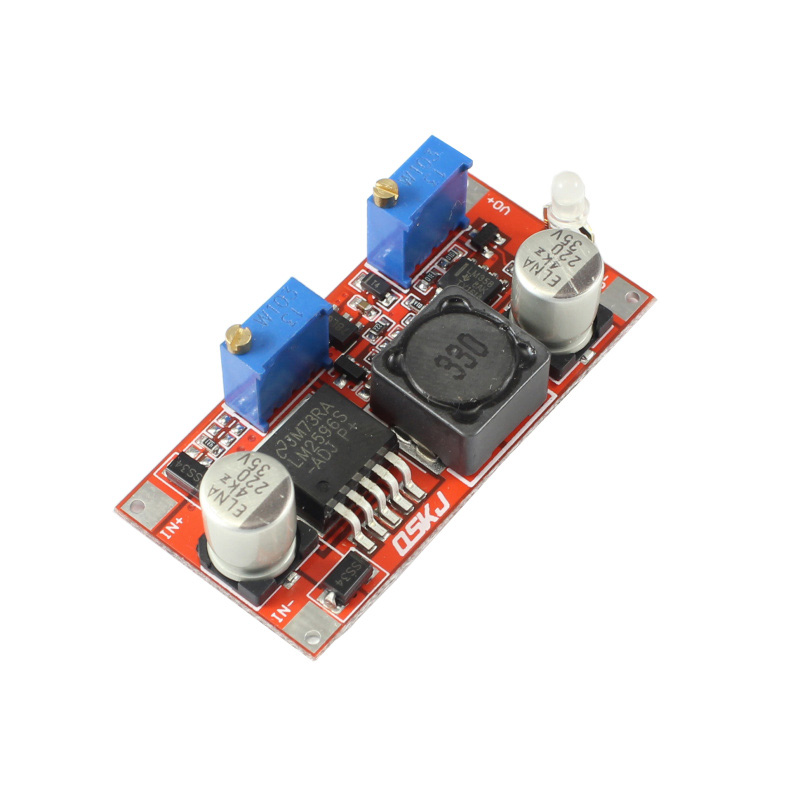 DC-DC Buck Converter 7-35V to 1.25-30V  Step Down Power Module QS-2405CCBDA-15W