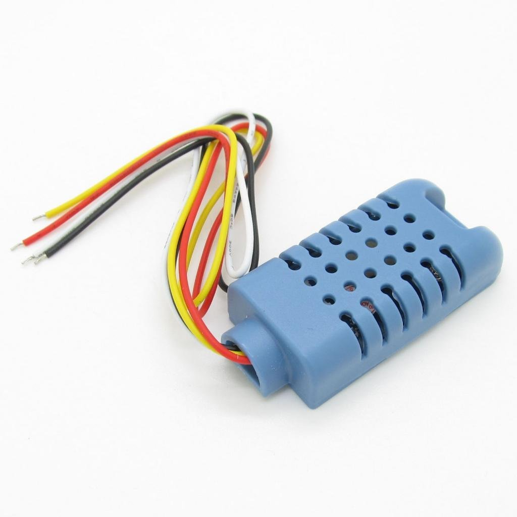 AMT1001 4.75V-5.25V Resistive Temperature And Humidity Sensor Probe Module