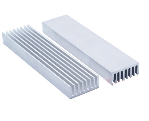 1000*25*12mm Strip Aluminum Heatsink for 1W/3W Power LED
