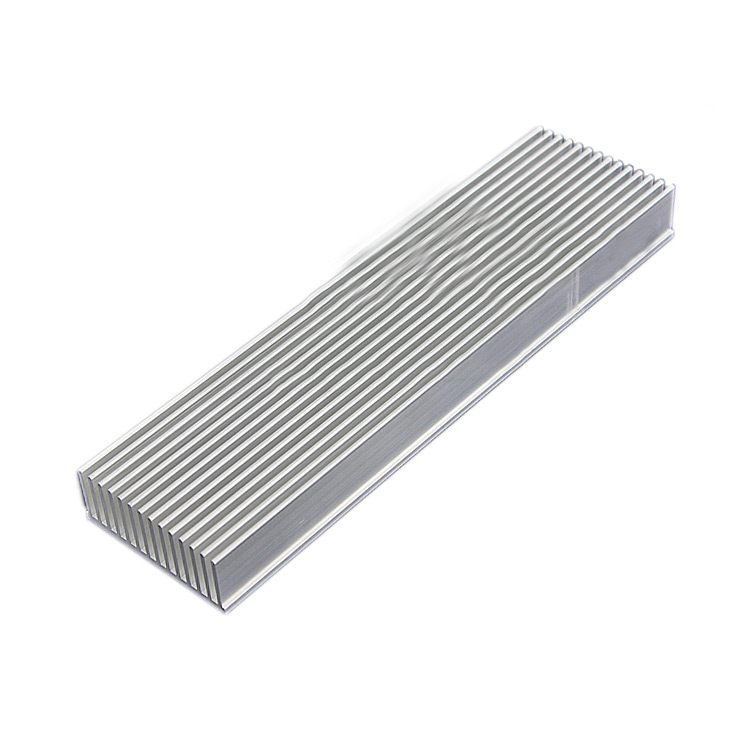 82*30mm Aluminum Heatsink Comb Type