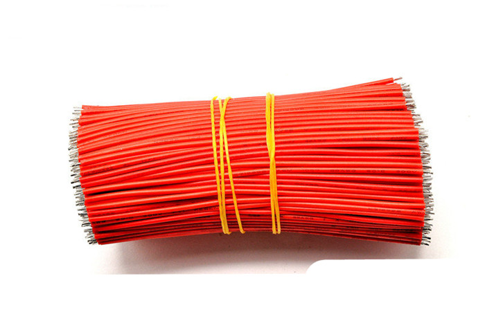 Two-headed Tin plated Electronic Wire Cable AWG24 3KV DC 150 °C