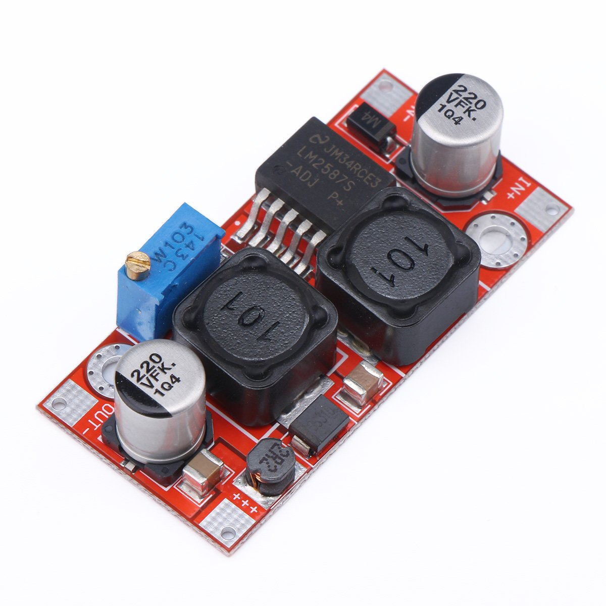 DC Converter 3-35V to 1.2-30V Auto Step Up Down Module Power Module QS-1212CBD-24W