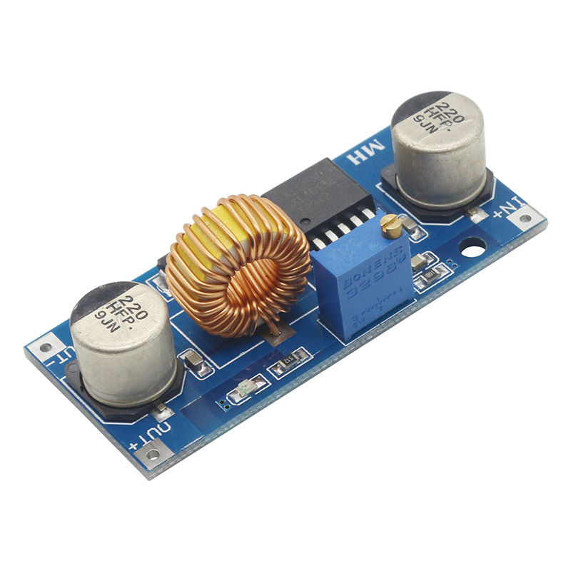 5A XL4015 DC-DC STep Down Adjustable Power Supply Module for Arduino