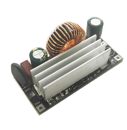 DC-DC Converter DC8-90V to 12/5V Step Down Power Supply Module QS-880512DD-3A