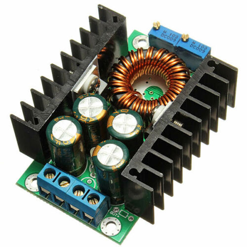 DC-DC Converter 24V to 12V Step Down Power Supply Module DC 7-32V Input QS-2405CCBD-12A