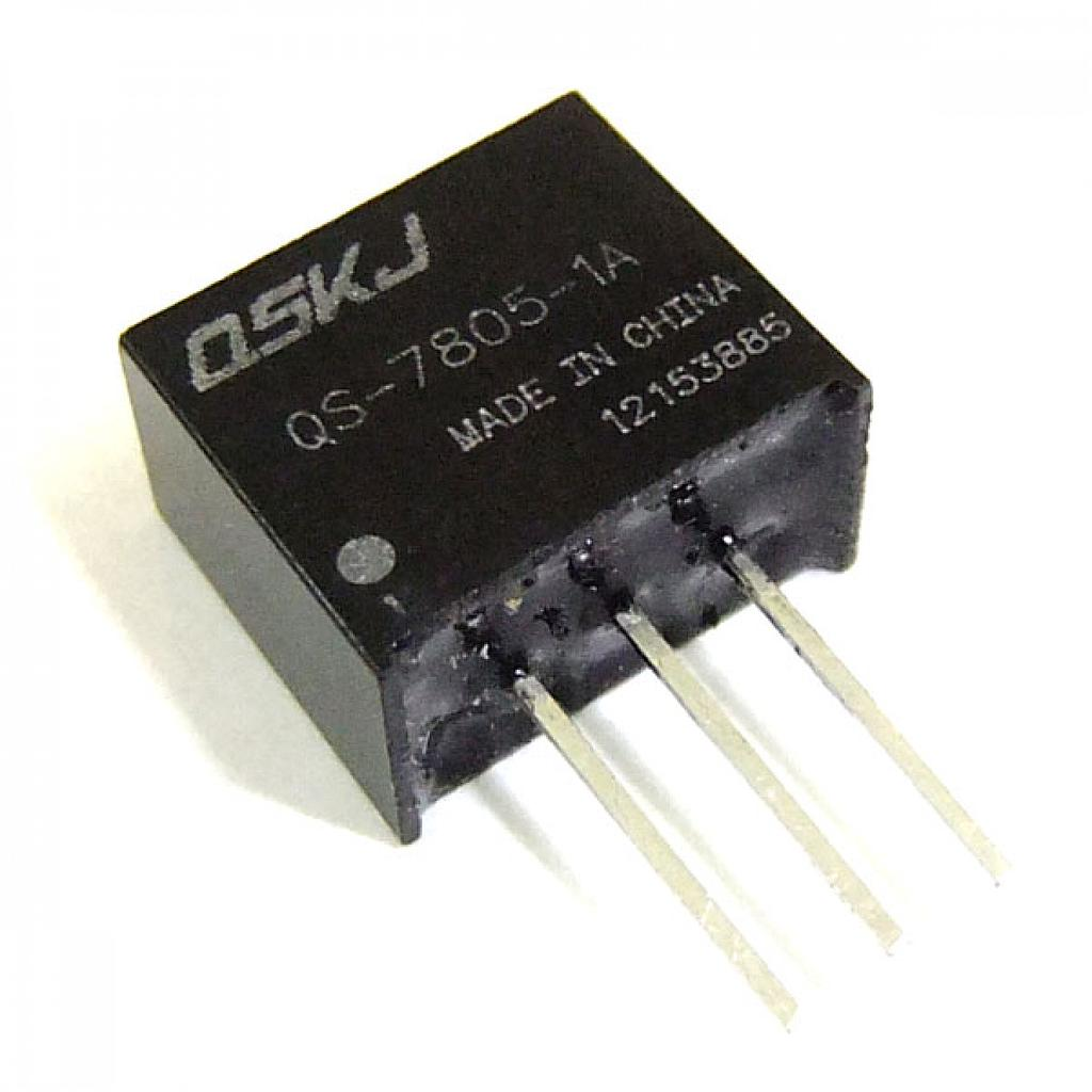 DC-DC Converter 16-24V to 15V 0.4A Non-isolated Step Down Module QS-7815-0.4A