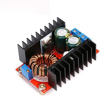 DC-DC Converter 10-32V to 35-60V Step Up Power Supply Module QS-1248CBD-120W