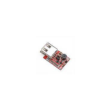 DC-DC Converter 3V to 5V 1A Step Up Boost Module with USB for Arduino Phone MP3 MP4 QS-0305-3W