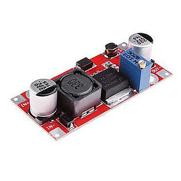 DC-DC Boost Module 3-34V to 4-35V Adjustable Power Supply Module QS-0324CBD-15W