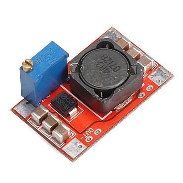 DC-DC Boost Converter 2.5-25V to 5-25V Step Up Module QS-0325-15W