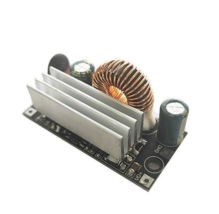 DC-DC Converter DC8-88V to 12/5V Step Down Power Supply Module QS-880512DD-3A